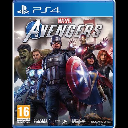 Marvel's Avengers PS4 Game (BETA Access and Bonus DLC)