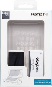 Big Ben Protect Kit for 3DS XL