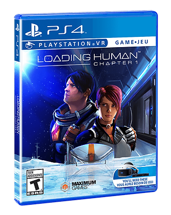 Loading Human:Chapter 1