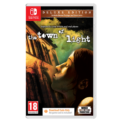 The Town of Light Deluxe Edition Nintendo Switch Edition [Download Code In A Box