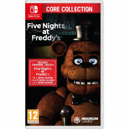 Five Nights at Freddy's [Core Collection] SWITCH