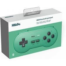 8Bitdo SN30 Bluetooth Game Pad GP Green Edition