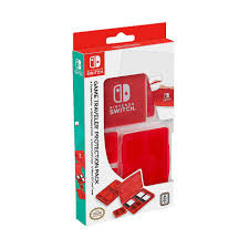 Nintendo Switch Game Traveler Protection Pack
