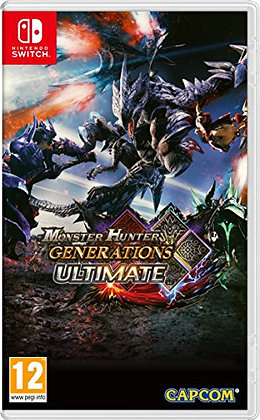 Monster Hunter:Generations Ultimate