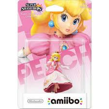 AMIIBO Super Smash Bros Peach