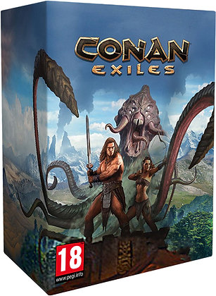 Conan Exiles Limited Collector's Edition PS4