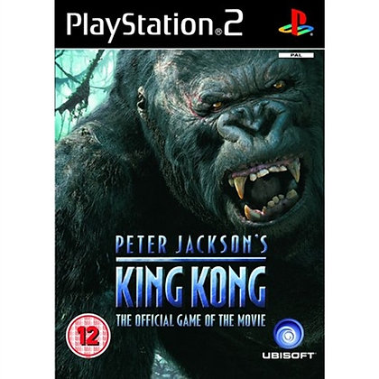 Peter Jackson's King Kong:The Official Game of the Movie
