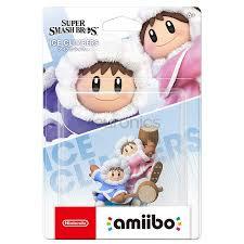 Amiibo Super Smash Bros Ice Climbers