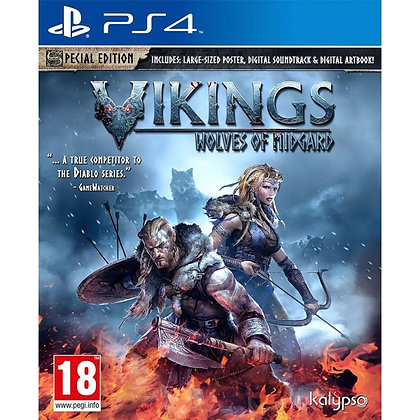 Vikings:Wolves of Midgard
