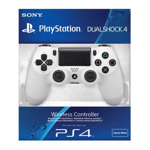 DUALSHOCK 4 Playstation Controller White