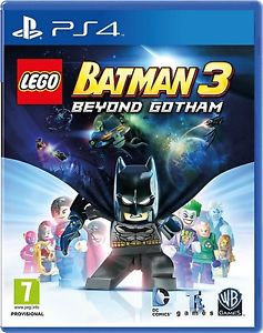 LEGO:Batman 3 Beyond Gotham
