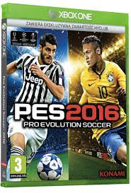 PES 2016: Day One Edition