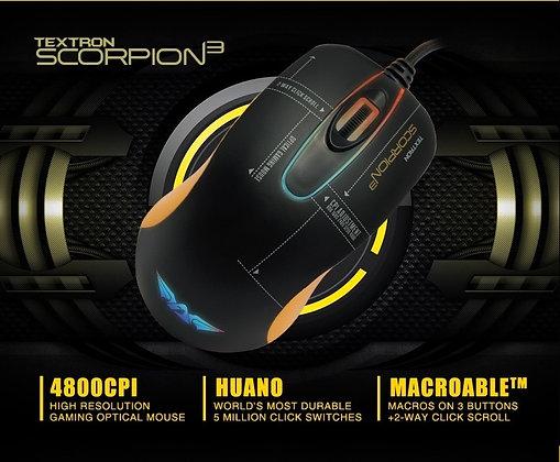 Armaggeddon Scorpion 3 Pro-Gaming Mouse