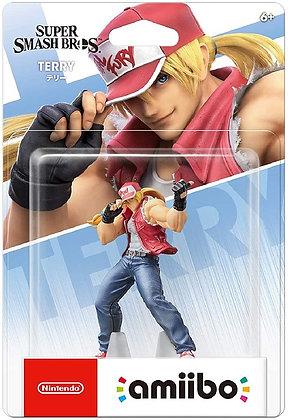 Amiibo Terry Bogard-Super Smash Bros Ul.