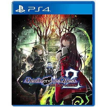 Death End Re;Quest 2 PS4 Game - Image 1 Death End Re;Quest 2 PS4 Game - Image 2