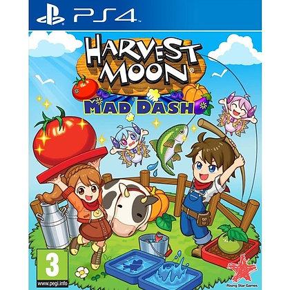 Harvest Moon Mad Dash PS4