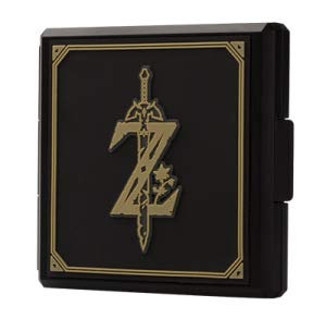 Legend of Zelda: Breathe of the Wild Premium Game Card Case