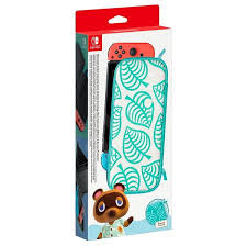 Nintendo Switch Carrying Case (Animal Crossing) & Screen Protector