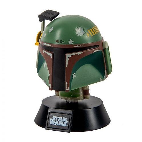Star Wars Lamp: Boba Fett Icon Light