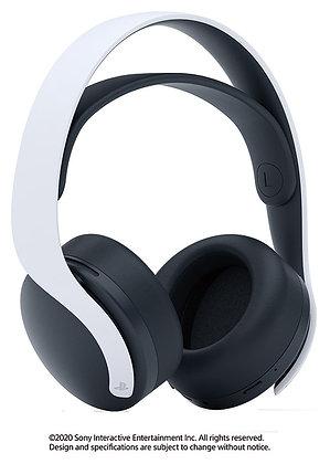 Sony Wireless Headphones + Pulse 3D Microphone