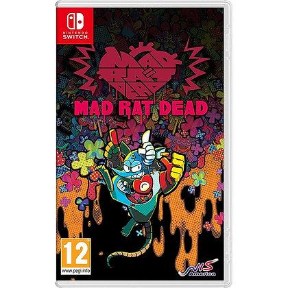 Mad Rat Dead Nintendo