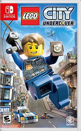 Lego City:Undercover