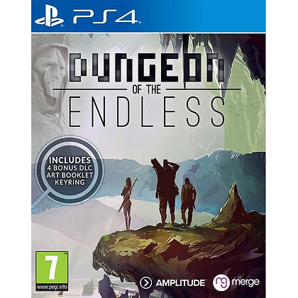 Dungeon of the Endless PS4 Game