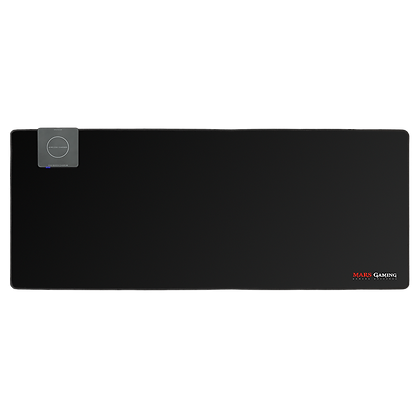 MMP4 GAMING MOUSE PAD WITH QI CHARGER