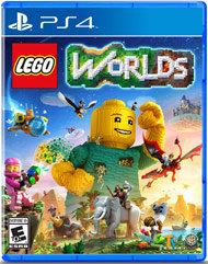 Lego:Worlds