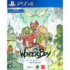 Wonder Boy:The Dragon's Trap