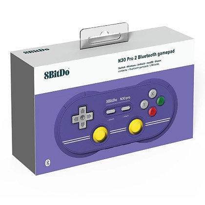 8Bitdo N30 Pro 2 C Edition Game Pad