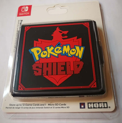 12 Slots Game Card Cartridge Storage Case Box Pokemon ShieldDescription: Stores