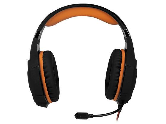 Dragon Orange Gaming Headphones