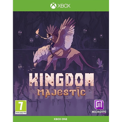 Kingdom Majestic Limited Edition Xbox One Game