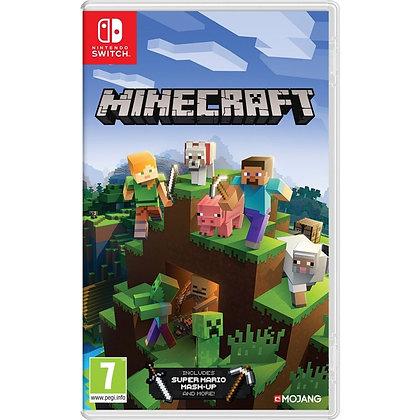 Minecraft Nintendo Switch Game - Image 1 Minecraft Nintendo Switch Game - Image