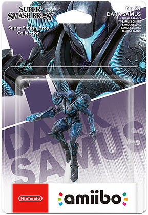 Amiibo Samus Dark