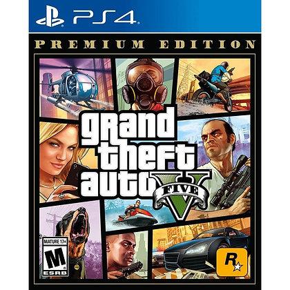 Grand Theft Auto V Premium ED