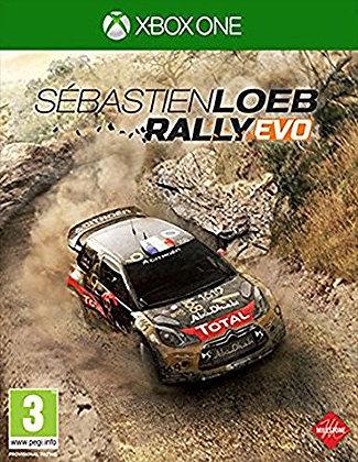 Sebastien Loeb:Rally Evo