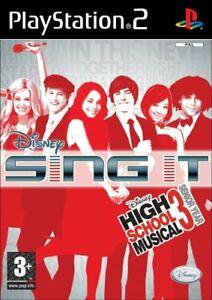 Disney Sing It:High School Musical 3