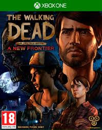 The Telltale Series:The Walking Dead A New Frontier