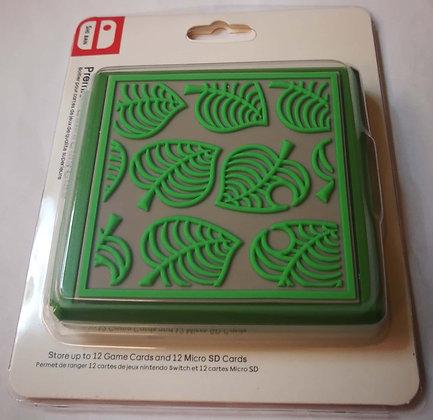 12 Slots Game Card Cartridge Storage Case Box Animal Crossing