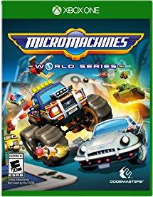 MicroMachines:World Series