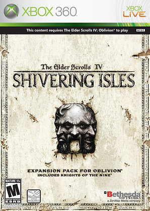 THE ELDER SCROLL 4 :SHIVERING ISLES