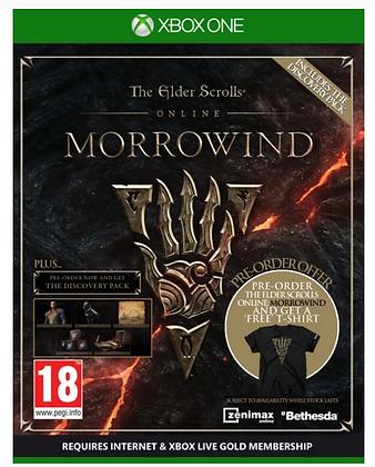 The Elder Scrolls Online:Morrowind+T-shirt