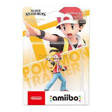 Amiibo Super Smash Bros: Pokemon Trainer