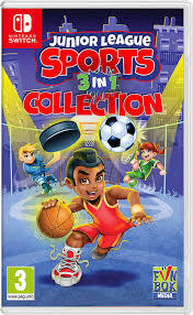 Junior League Sports (3 in 1 Collection)
