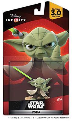 Amiibo Disney Infinity Star Wars Yoda