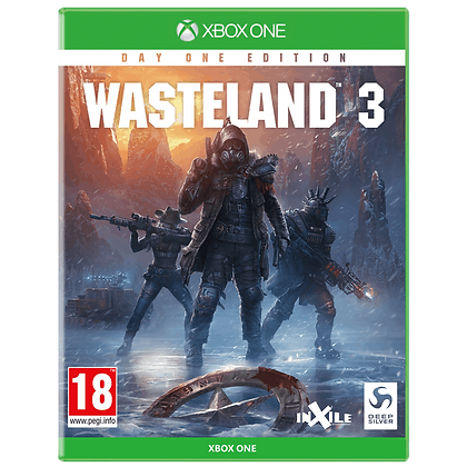 Wasteland 3 Day One Edition Xbox One Game