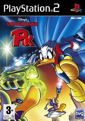 Disney's Donald Duck PK