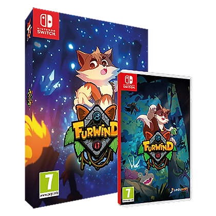 Furwind Special Edition Nintendo Switch